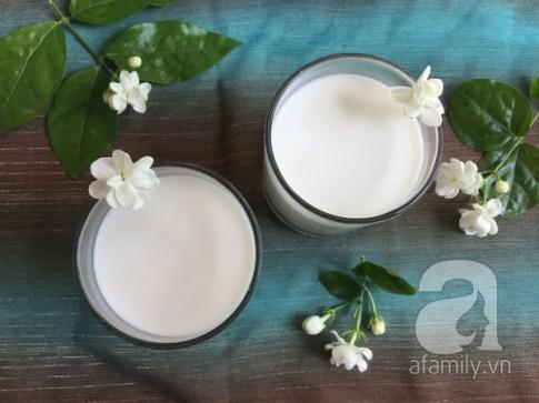 Cách đơn giản làm sữa hạnh nhân ngon lành đầy dinh dưỡng