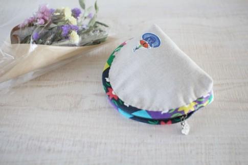 Cách may ví cầm tay dạng vỏ sò đơn giản mà đáng yêu