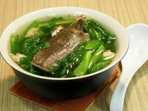 Canh cải cá rô: Món bổ dưỡng bỗng trở thành độc hại