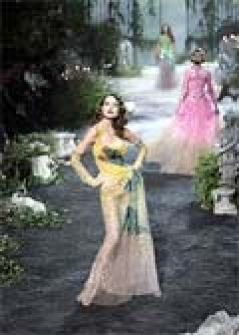 Câu chuyện cổ tích của Christian Dior