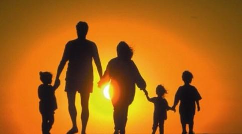 Chỉ có gia đình là yêu thương con vô điều kiện...