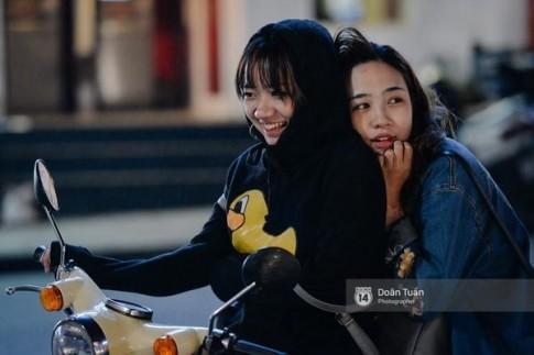 """Chùm ảnh: Người Hà Nội tận hưởng không khí lạnh """"đúng kiểu"""" đầu đông"""