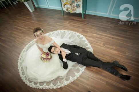 """Chuyện tình 7 năm và màn """"bắt cóc"""" làm cô dâu bá đạo"""