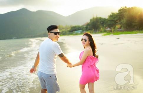"""Chuyện tình 9 năm và bộ ảnh cưới """"ai nhìn cũng thèm"""" của cặp đôi Hà thành"""