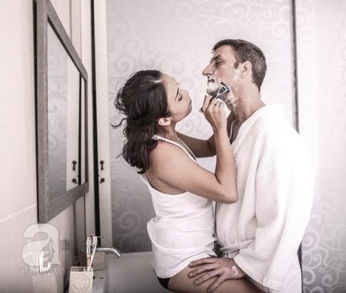 Chuyện tình và bộ ảnh kỉ niệm của cặp đôi Việt - Canada khiến ai cũng muốn yêu một chàng trai Tây