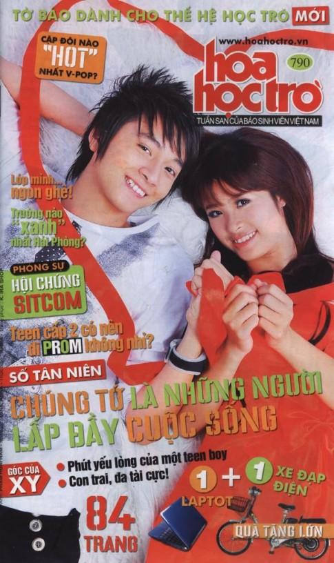 Có ai còn nhớ anh Chánh Văn trên báo Hoa Học Trò?