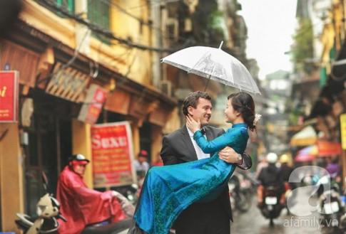 Cô dâu Việt kể về 2.800 ngày yêu xa và đám cưới đẹp như cổ tích trên đất Áo