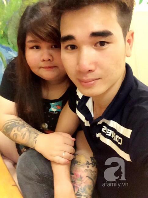 Cô gái 100kg kể về chuyện tình bị ngăn cấm với anh chàng kém 40kg