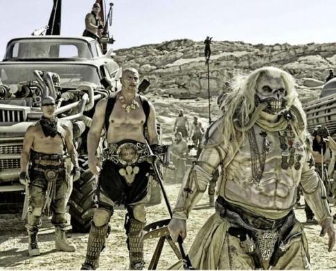 """Cùng tìm hiểu về thời trang hậu tận thế trong """"Mad Max: Fury Road"""""""