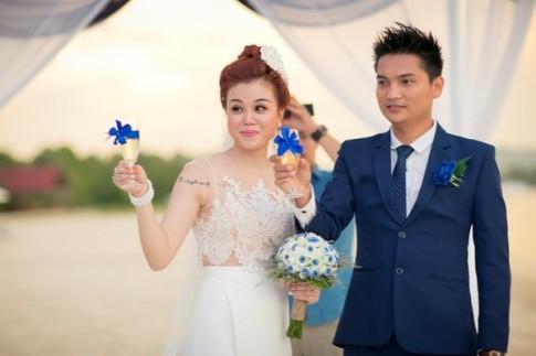 Đám cưới theo phong cách ngôn tình tại đảo Phú Quốc