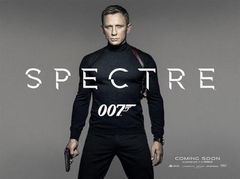 Điệp viên 007 - Spectre - Hấp dẫn nhưng chưa thật sự xuất sắc?
