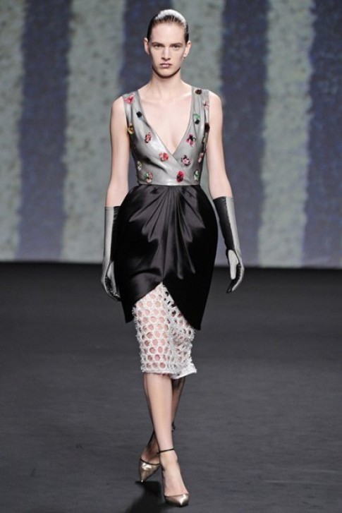 Dior khoe thiết kế cao cấp đa phong cách