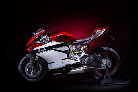Ducati 1199 Panigale phiên bản full Lightech