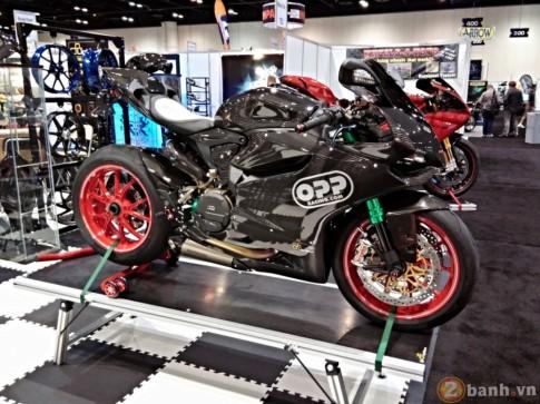 Ducati 1199 Panigale siêu sang với phiên bản độ full carbon
