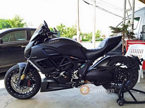 Ducati Diavel độ hàng hiệu tại Thái Lan