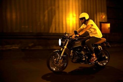 Ducati GT1000 độ cực chất với một phong cách nổi loạn