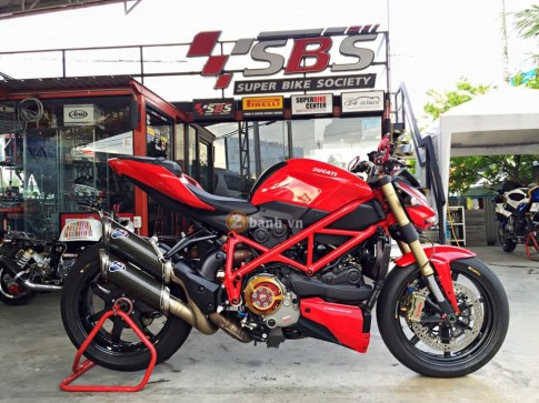 Ducati Streetfighter 848 do sanh dieu ben hang hieu