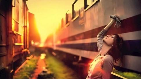 Đừng khóc một mình sau chia tay...