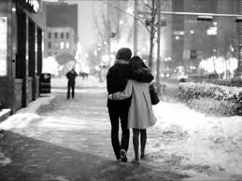 Em đã từng yêu mùa đông, vì khi đó em có anh...