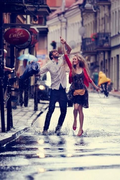 Hạnh phúc là cùng nhau cố gắng và vì nhau mà thay đổi...
