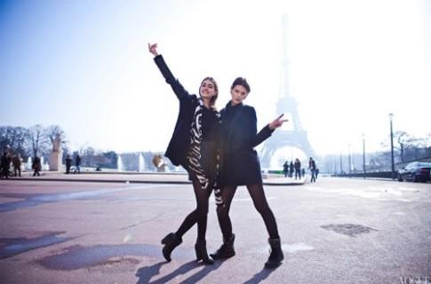 Hình ảnh đẹp từ Tuần thời trang Paris 2013