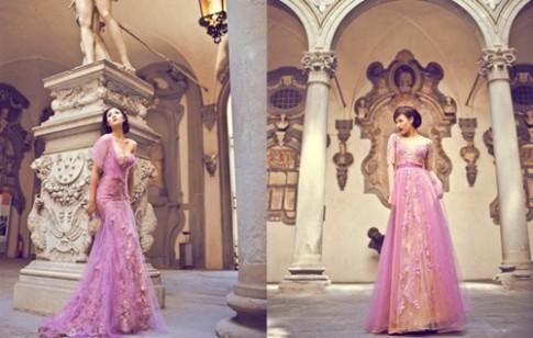 Hoàng Hải đưa dàn mẫu Việt sang Milan diễn thời trang