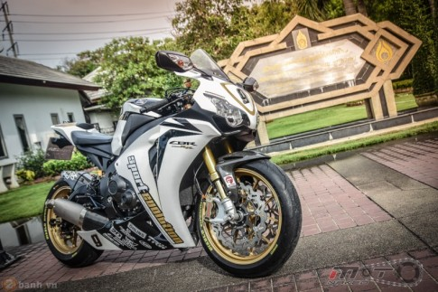 Honda CBR1000RR do sieu chat voi phien ban Sport-Evolution Nine