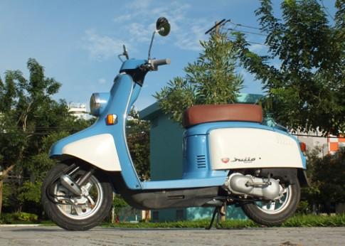 Honda Julio 50cc - xe ga la tai Viet Nam