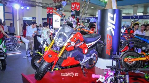 Honda MSX bị nhái trắng trợn và bán có 25 triệu
