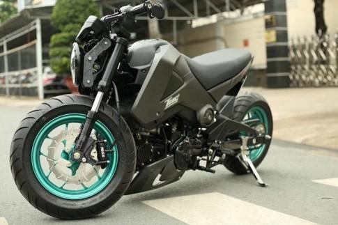 Honda MSX125 Độ chất mạnh mẽ của biker Sài Gòn