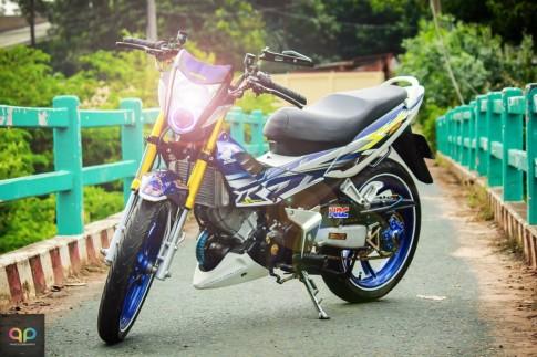 Honda Sonic độ đầy tâm huyết của dân chơi Việt
