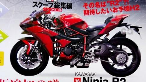 Kawasaki chuan bi ra mat Ninja R2 va Ninja S2