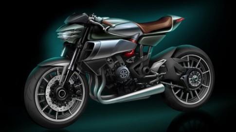 Kawasaki ra mắt mẫu xe mới sử dụng động cơ siêu nạp