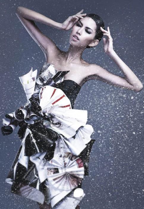 Khởi động Elle Fashion Show thu đông 2012