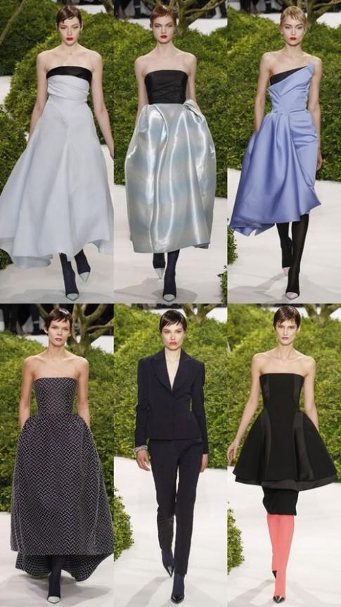 Lãng mạn và cá tính trong BST Christian Dior