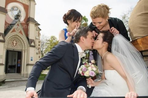Lấy chồng Tây: Đám cưới như mơ vạn người ngưỡng mộ