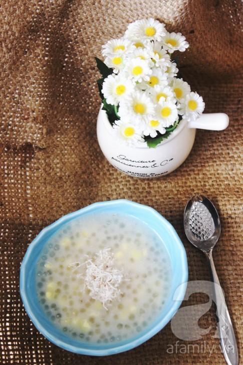 Mách bạn thêm một cách nấu chè ngô dẻo thơm hấp dẫn