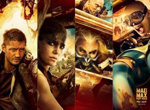 Mad Max: Fury Road - Bom tấn hành động của thập kỷ