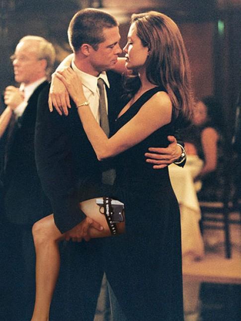 Một thập kỷ bên nhau của Brad - Angelina