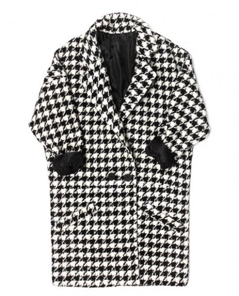 Muôn kiểu phối đồ đẹp với áo khoác dài