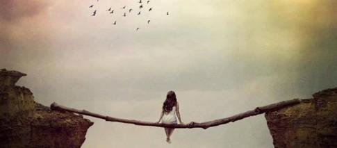 Nếu yêu em, một cô gái đã từng tổn thương, xin anh hãy kiên nhẫn...