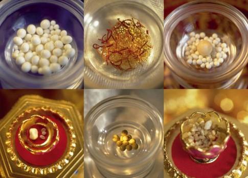Ngọc xá lợi dưới góc nhìn khoa học