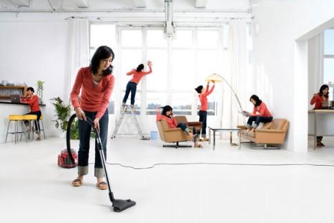 Nhà sạch quá dễ làm trẻ sinh bệnh