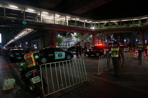 Nhieu du khach lo lang sau vu no bom o Bangkok