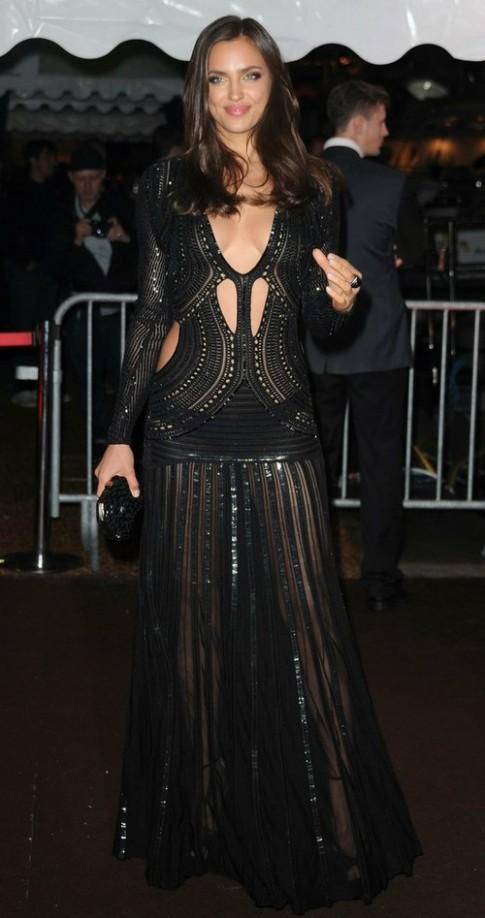 Những bộ váy cut-out khêu gợi ở Cannes 2013