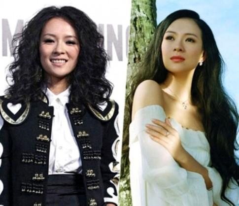 Những kiểu tóc kém xinh của sao nữ gốc Hoa