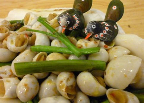 Những món ăn ngon dành cho du khách khi đến Nha Trang