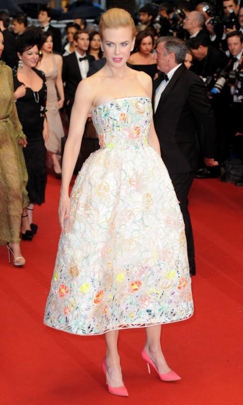 Những mỹ nhân thời trang nhất Cannes 2013