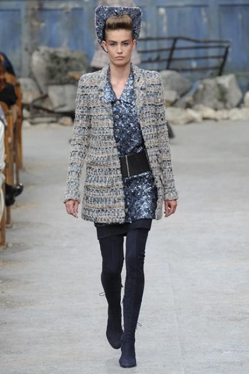 Những thiết kế đẹp nhất ngày thứ hai Tuần thời trang Paris