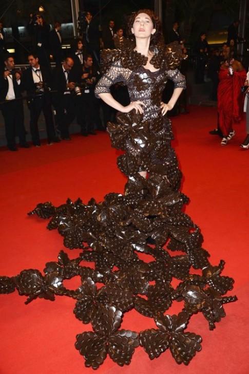 Những trang phục xấu nhất trên thảm đỏ Cannes 2013